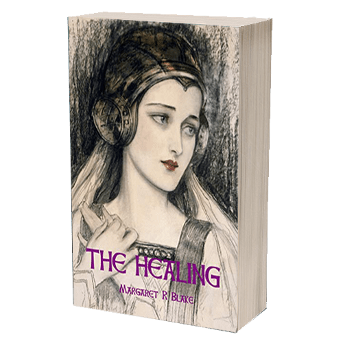 The Healing by Markaret R. Blake