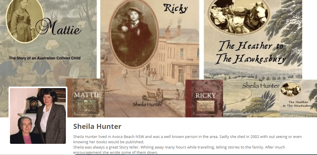 Meet Sheila Hunter